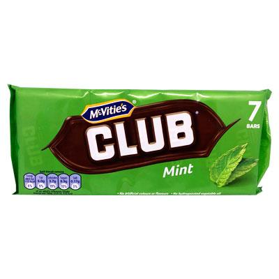 McVities Club Mint