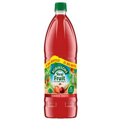 Robinson 2ltr Summer Fruit