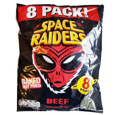 KP Space Raiders Beef