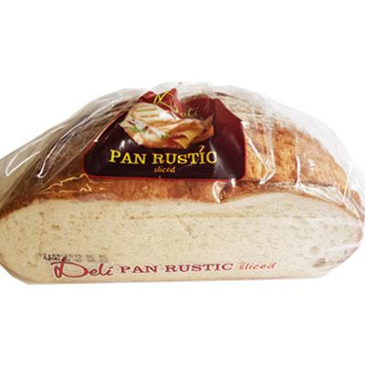 Deli Pan Rustic Sliced Loaf (long life)