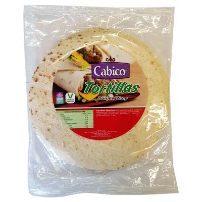 Cabico 6 Tortilla Wraps