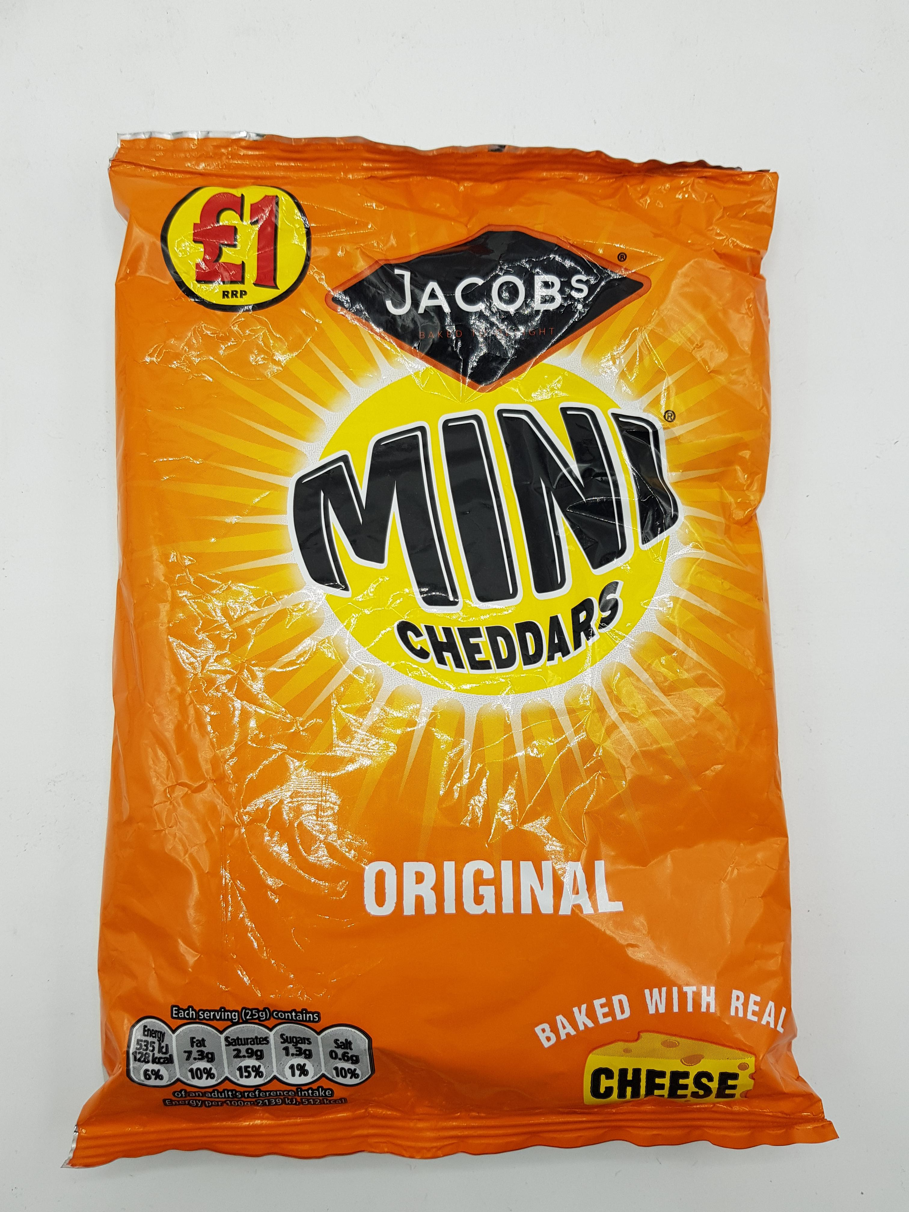 Mini Cheddar Original