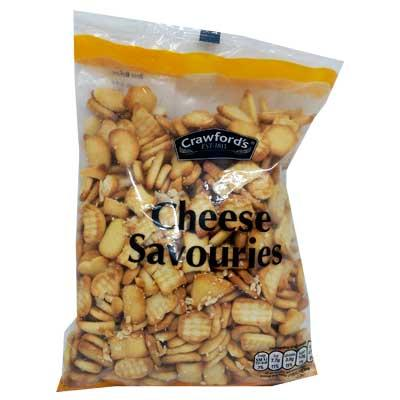 Crawford Cheese Savouries