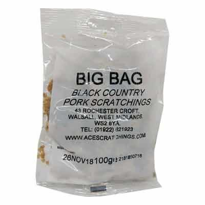 Black Country Big Bag Scratchings