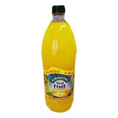Robinsons 2L Orange & Pineapple