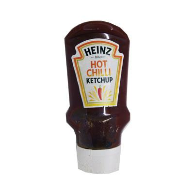 Heinz Hot Chilli Ketchup
