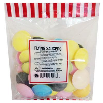 S4U Flying Saucers