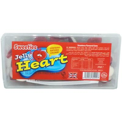 Sweeties Jelly Hearts