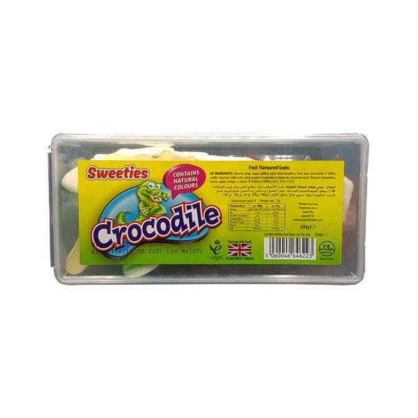 Sweeties Crocodiles Tub x12