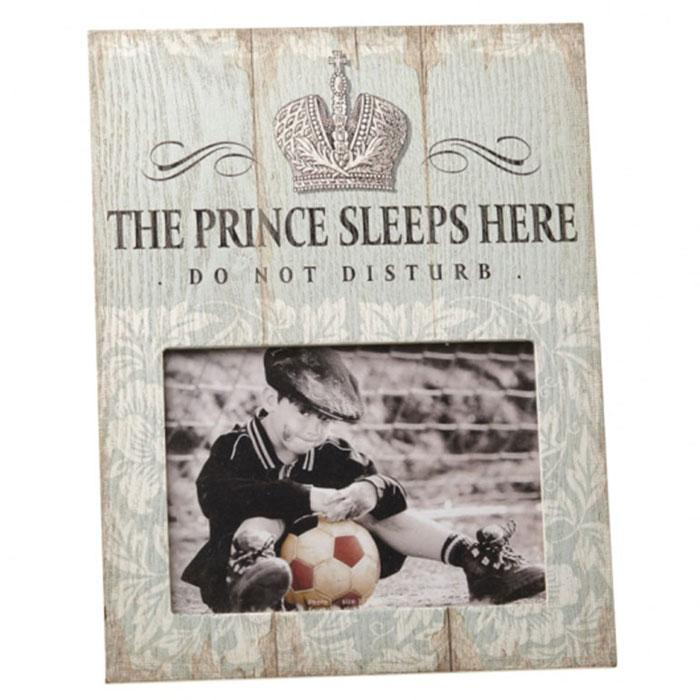 "Little Prince 6""x4"" Wooden Photo Frame"