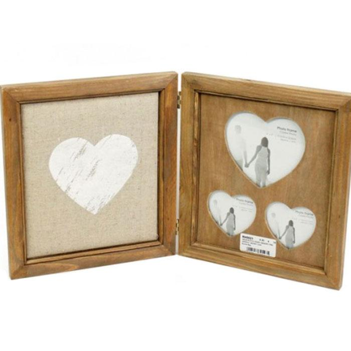 Rustic Hinged Frame & Pin Board