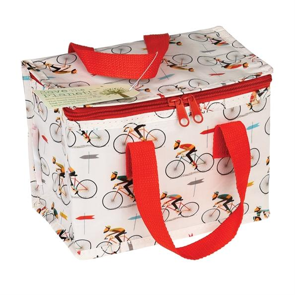 Le Bicycle Insulated Lunch Bag
