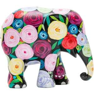 Elephant Parade Rambling Rose 10cm