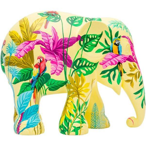 Elephant Parade Tropical Foliage 10cm