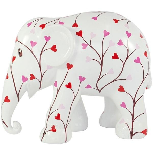 Elephant Parade Pink Tree of love 10cm