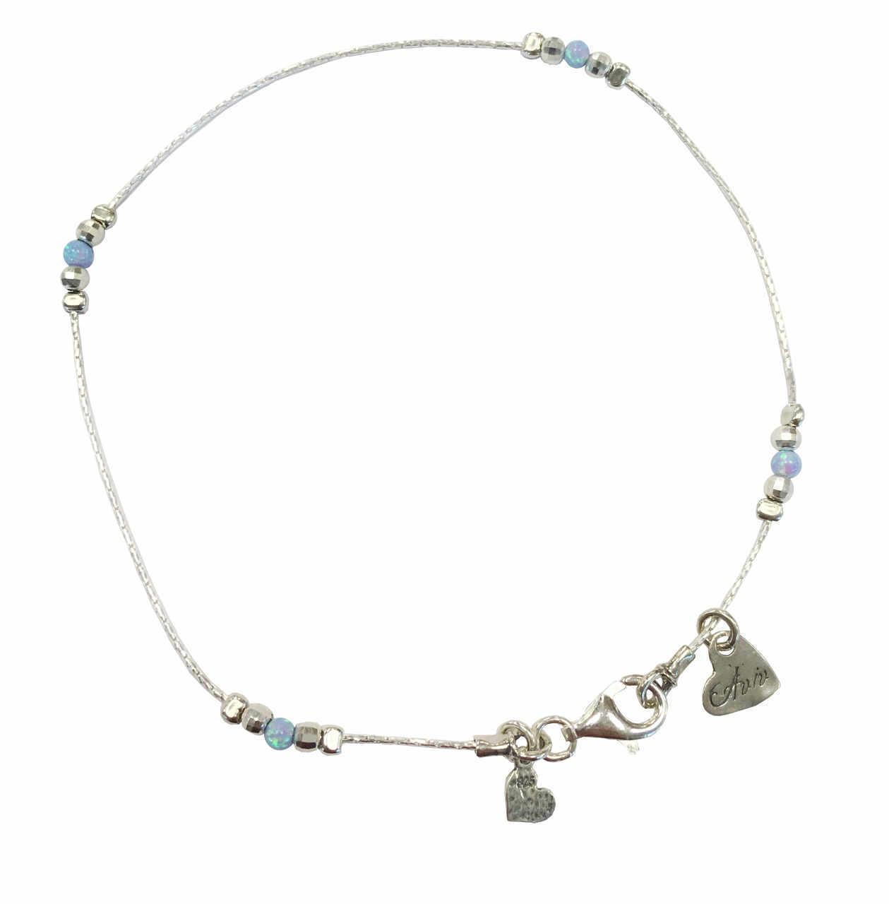 Created Opal Anklet