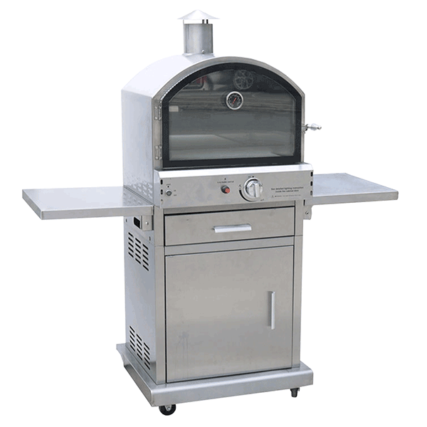 pizza_oven_stainless_steel_garden_outdoor