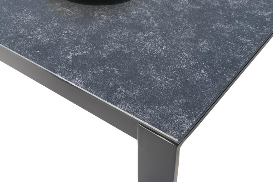 grey ceramic close up table top