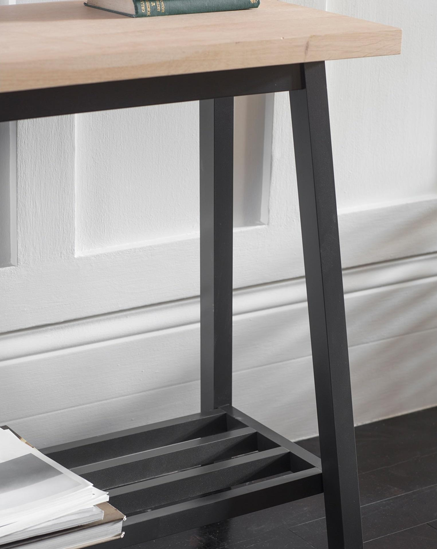 console_table_hallways_modern_wood_oak_contemporary_indoor_uk_kent