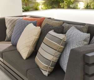 outdoor scatter cushions weatherproof fabric all colours