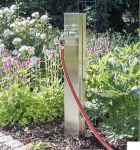 high quality outdoor garden tap free standing with hose connection