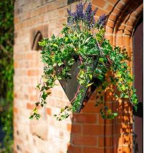 hanging_basket_fibreglass_pyramid_modern_garden_contemporary_planters_uk_kent_bespoke