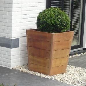 wood_planters_tapered_garden_hardwood_quality_kent_uk