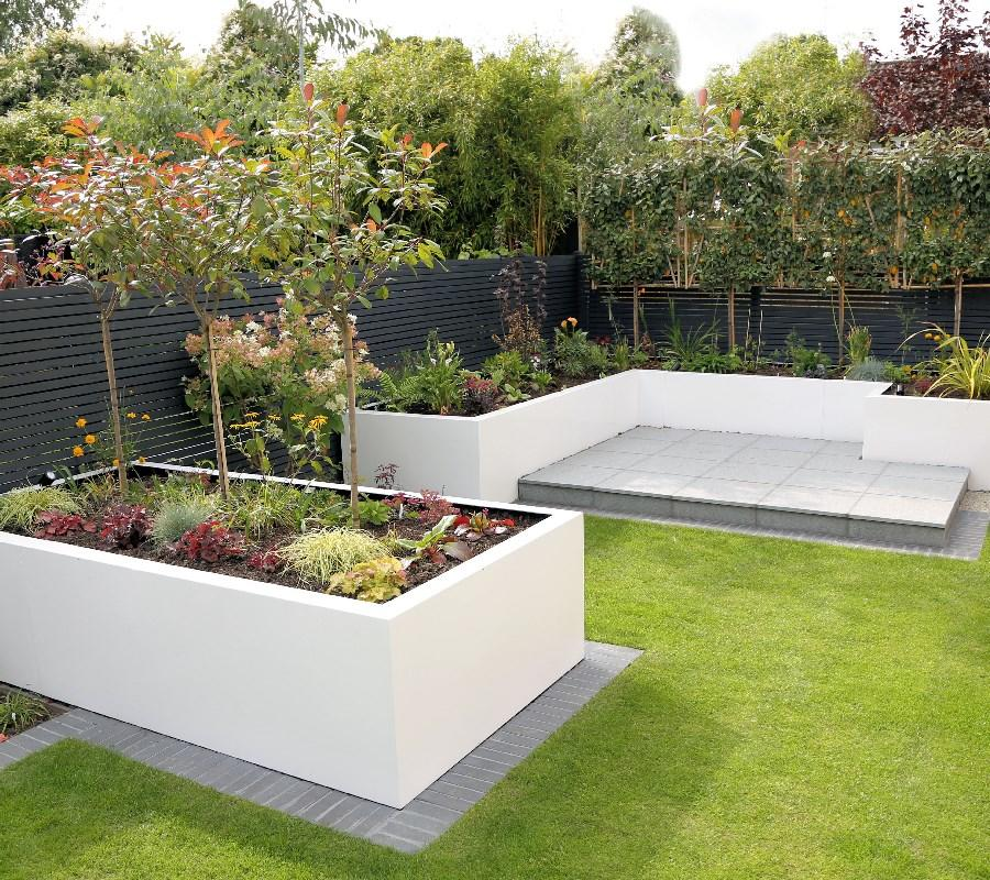 High Quality Extra Large Trough Planter For Modern