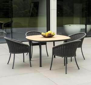 Metal Garden Dining Furniture