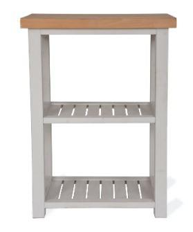 Compact Storage Unit in Beech