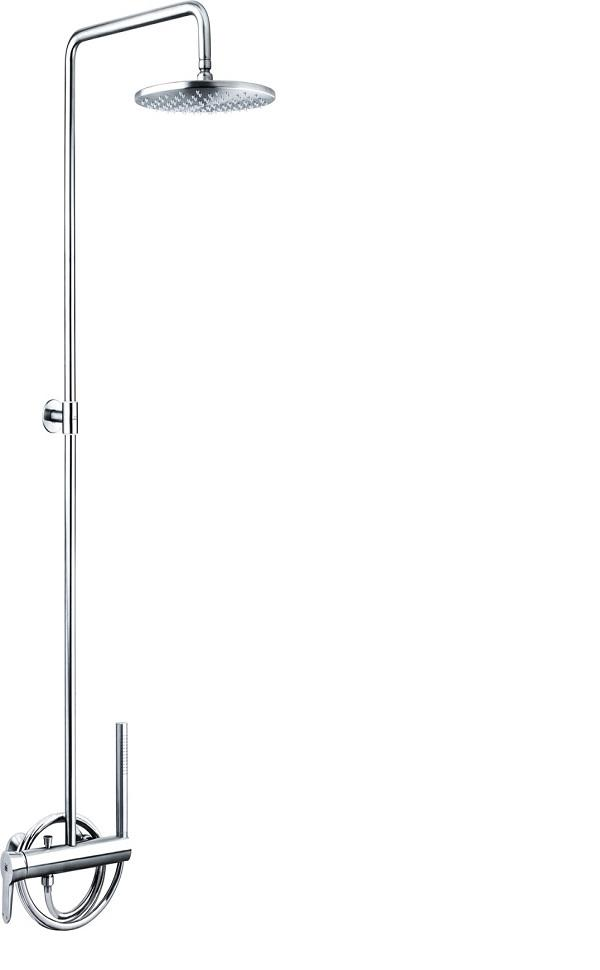 stainless steel outdoor garden shower 316 marine grade