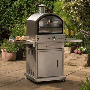 stainless_steel_pizza_ovens_garden_outdoor
