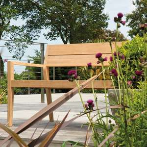 garden_bench_wood_modern_outdoor_roble_hardwood_alexander_rose