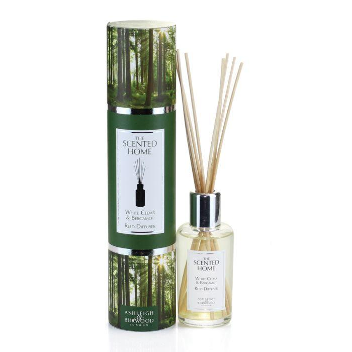 Reed Diffuser White Cedar and Bergamot