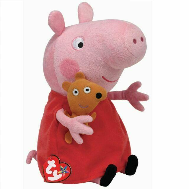Peppa Pig TY soft toy