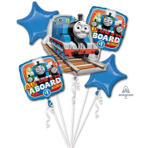Thopmas the tank engine and friends large balloon bouquet