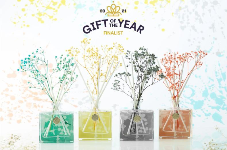 Floral Reed Diffuser - Ashleigh & Burwood Gift of the year