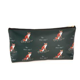 Fox Mens Wash Bag