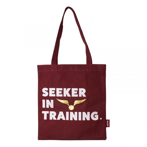 Harry Potter - Seeker In Training Tote Canvas Bag front