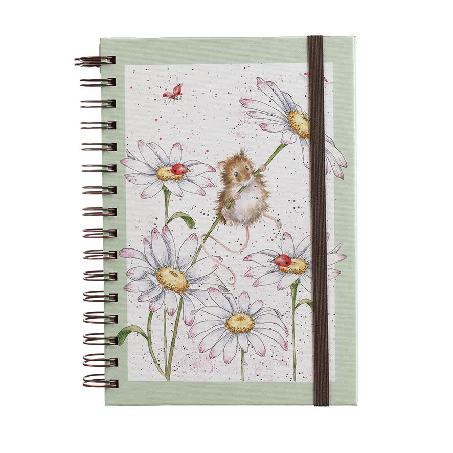 daisy notebook wrendale
