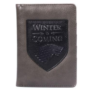 Game of Thrones Passport Wallet Front