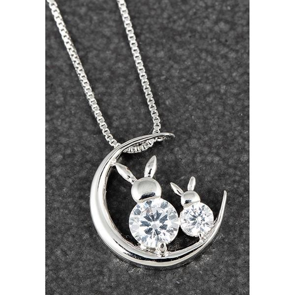 Equilibrium Bunnies Necklace