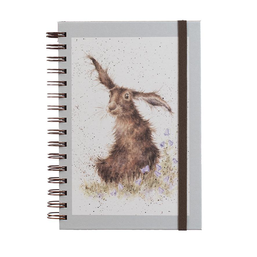 hare notebook wrendale