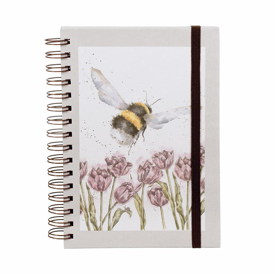 bee notebook wrendale