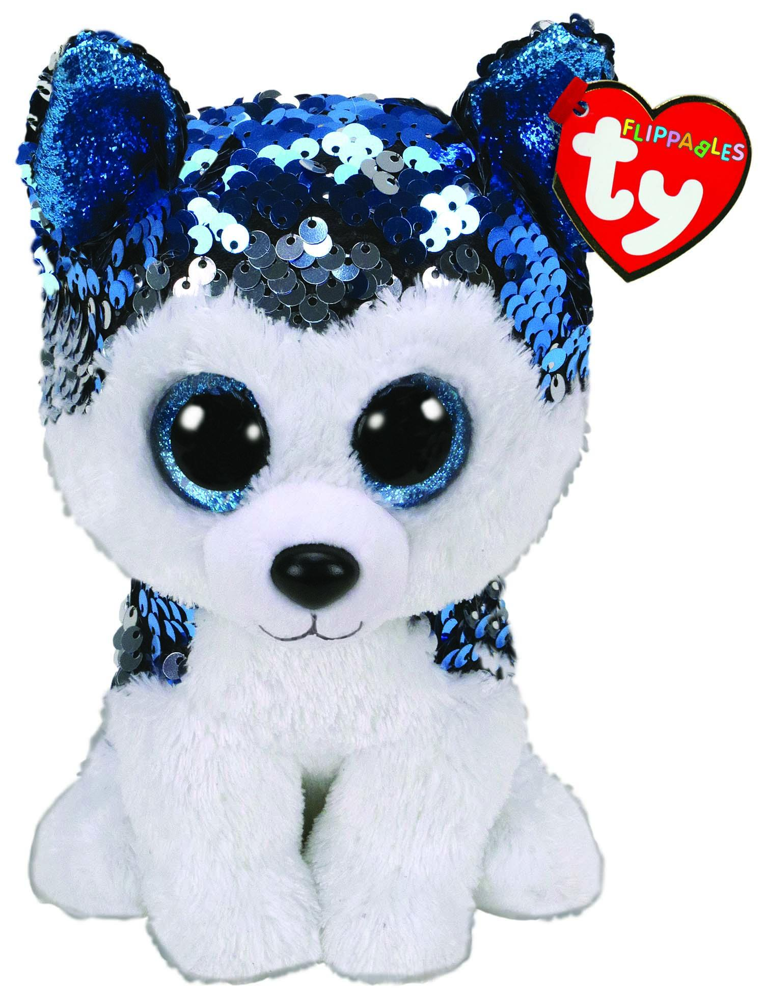 TY FLIPPABLE - SLUSH DOG