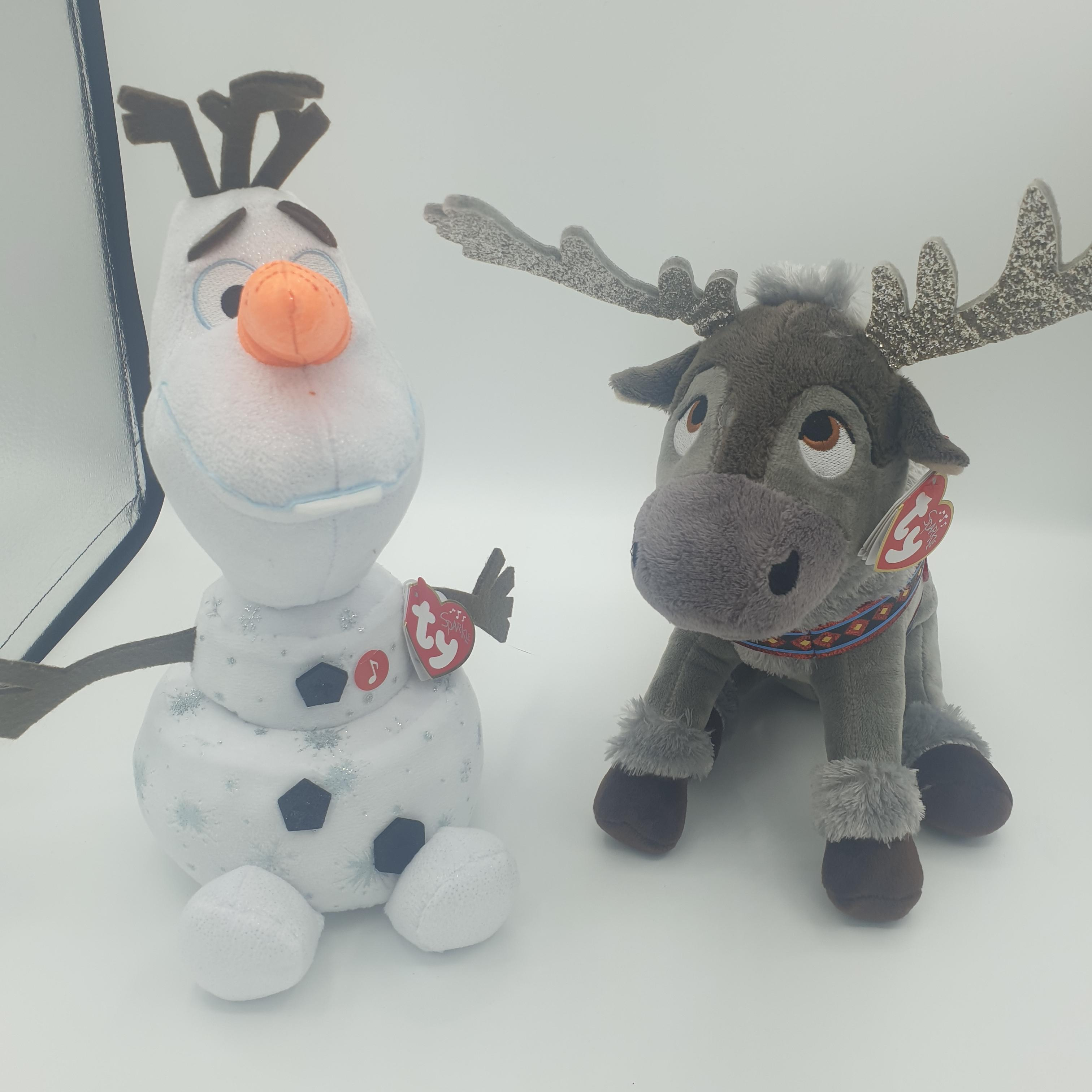 Frozen 2 Olaf and Sven Medium