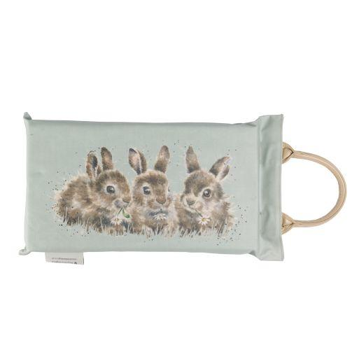 Wrendale Designs Garden Kneeler Front Bunnies