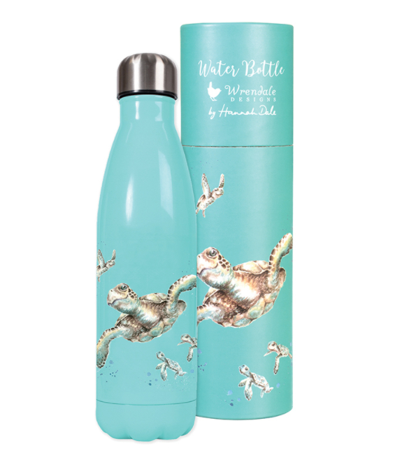 Wrendale Water Bottle and Flask Sea Turtle