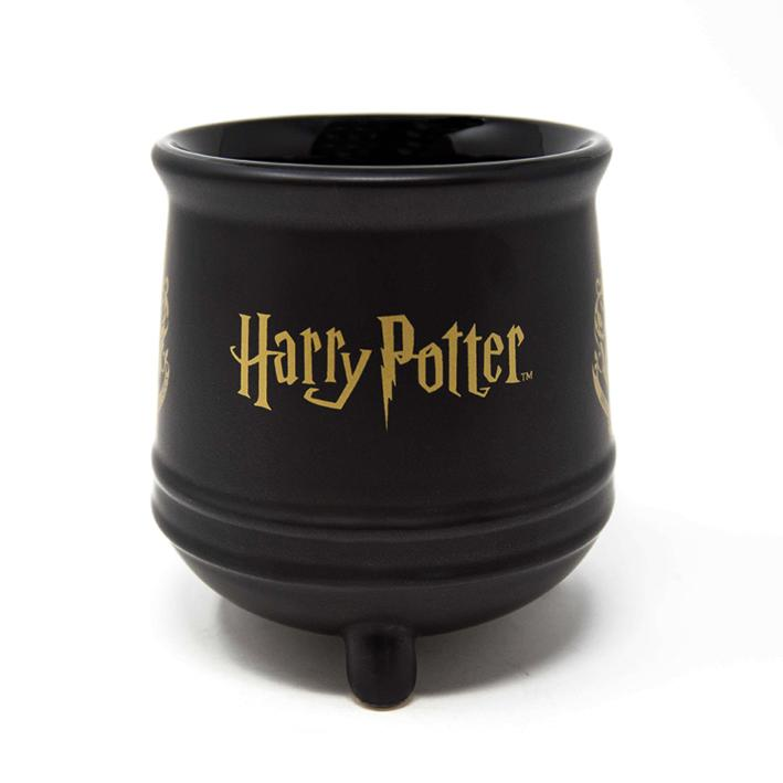 HARRY POTTER CAULDRON MUG SIDE