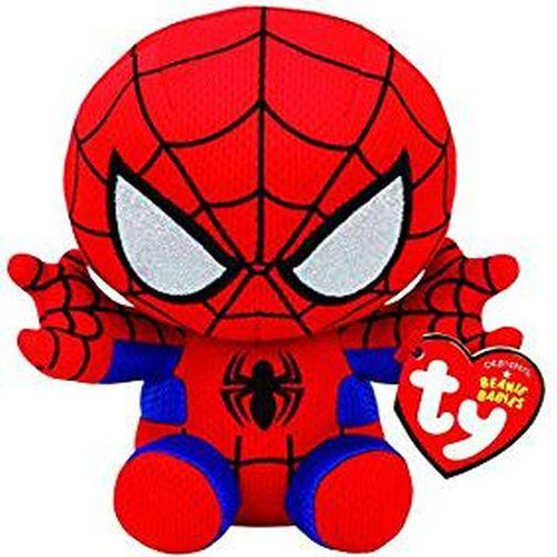 Marvels Spiderman Beanie Baby TY